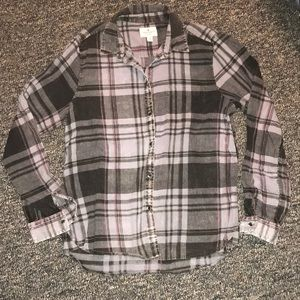 American Eagle flannel. Size Medium.